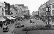 Worthing, South Street c1955