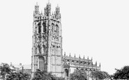 Wrexham, Church Of St Giles 1895