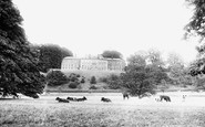 Wrexham, Erddig (Philip Yorke Esq) 1895