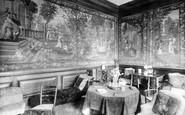 Wrexham, Erddig Tapestry Room 1895