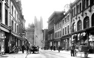Wrexham, Hope Street 1903