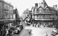 Wrexham, Regent Street c.1965