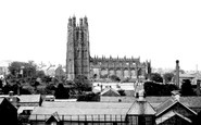 Wrexham, St Giles' Church 1888