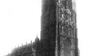 Wrexham, St Giles' Church 1903