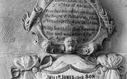 Wrexham, St Giles' Church, Old Daniel Jones 1895