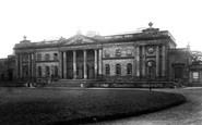 York, Assize Court, The Castle c.1885