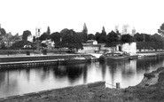 York, From The River c.1880