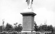 York, Leeman Statue c.1885