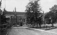 York, Manor House c.1880