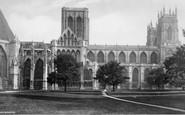 York, Minster c.1870