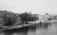 York, On The River Ouse c.1870