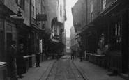 York, The Shambles c.1880