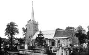 Yoxford, St Peter's Church 1909