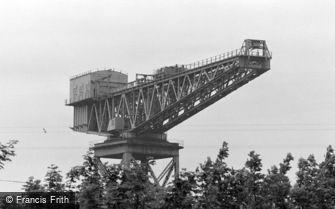 Barrow-in-Furness, Crane 1963