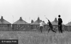 Barrow-In-Furness, Playing Cricket 1963