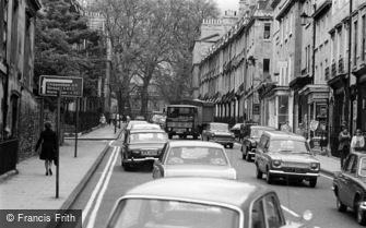 Bath, Traffic c1975