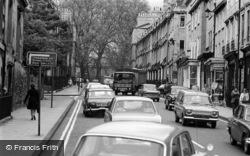 Bath, Traffic c.1975