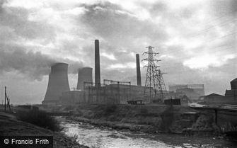 Birmingham, Industrial Landscape 1964