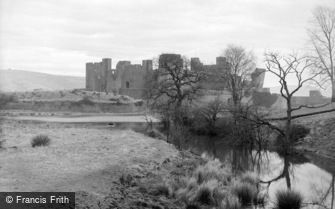 Caerphilly, Castle 1962