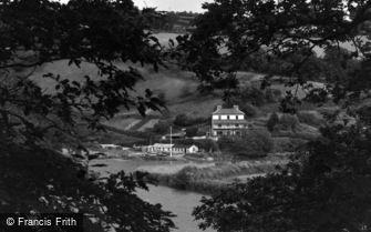 Calstock, Cotehele Quay 1961