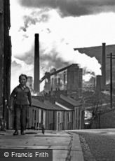 Ebbw Vale, Boy in the Street 1962