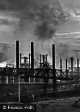 Ebbw Vale, Steel Works 1962