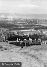 Edinburgh, General View c1960