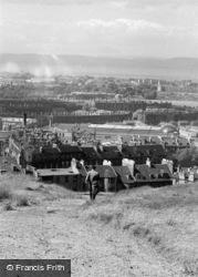 Edinburgh, General View c.1960