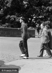 Edinburgh, Soldier c.1960