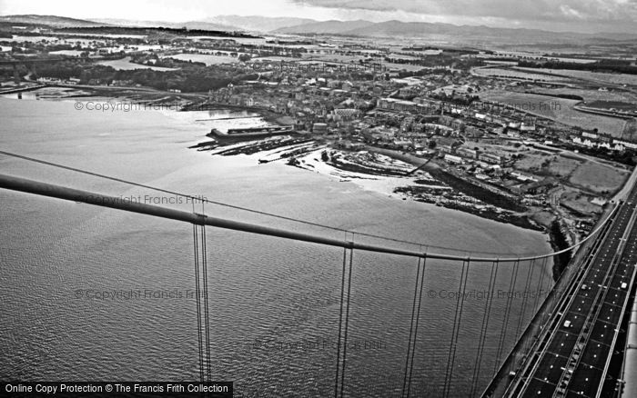 Photo of Forth Bridge, View From A Tower c.1985