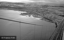 View From A Tower c.1985, Forth Bridge
