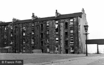 Glasgow, the Gorbals Tenements 1961