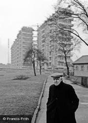 Glasgow, The New Gorbals 1964