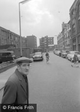 Hoxton, Street 1965