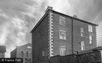Ightham, Cirrus Clouds 1984