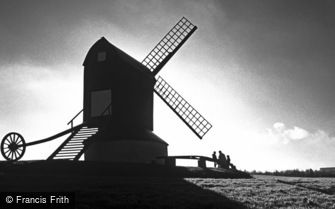 Ivinghoe, Pitstone Windmill c1995