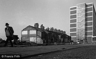 Manchester, John Dalton Building 1964