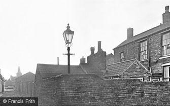 Oldbury, a Back Alley 1964