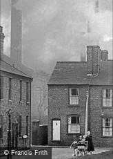 Oldbury, from Underhill Street, Langley 1964
