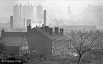 Oldbury, General View 1964
