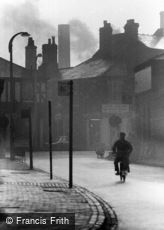 Oldbury, Smog 1964