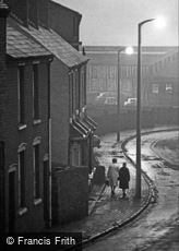 Oldbury, Street Scene 1964