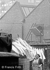 Oldbury, Washerwoman 1964
