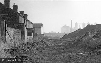 Oldbury, Wasteland 1964