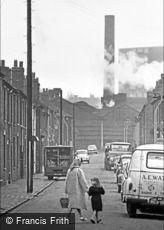 Oldbury, Whyley Street, Langley 1964