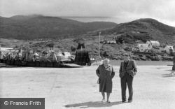 Skye, Ferry Terminal, Kyleakin 1961, Isle Of Skye