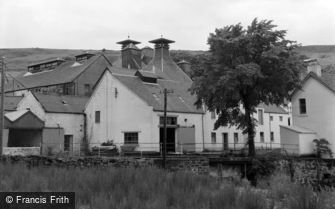 Skye, Talisker Distillery 1961