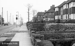 Doe Bank Lane 1964, Streetly