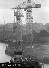 Sunderland, the Shipyards 1966