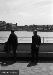 Woolwich, Men On The Ferry 1961